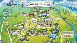 Nocatee Map