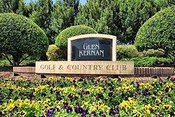 Glen Kernan Community Sign