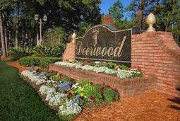 Deerwood Sign