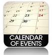 Calendar of events logo