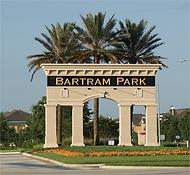 Bartram Park Sign
