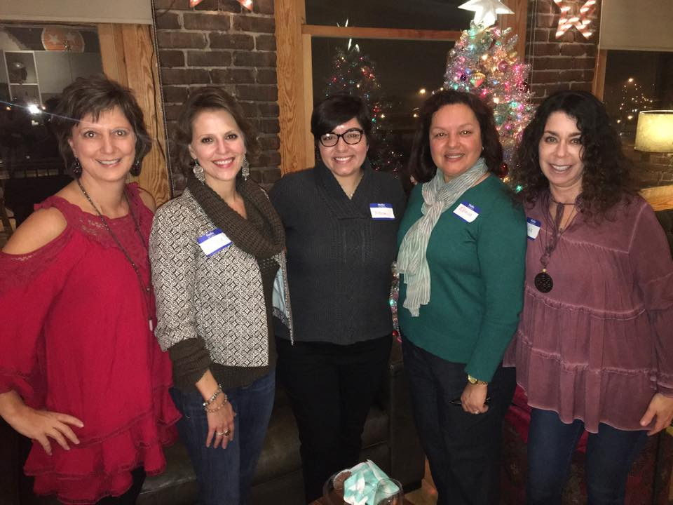 breast connect holiday party 06