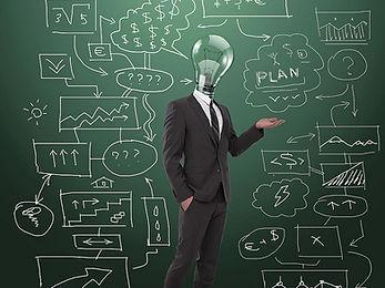 Der Ausdruck der Intelligenz und des Denklebens