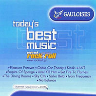 todays best music compilation CD