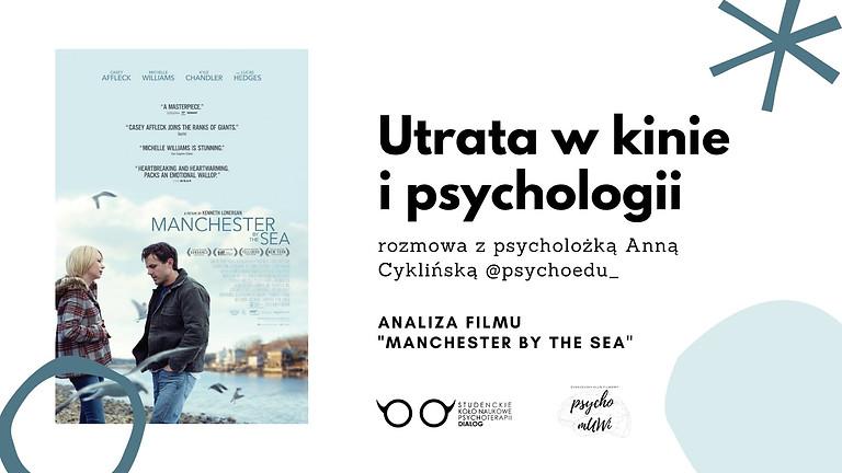 "Psycho mUWi: Utrata w kinie i psychologii. Analiza filmu ""Manchester by the Sea"""