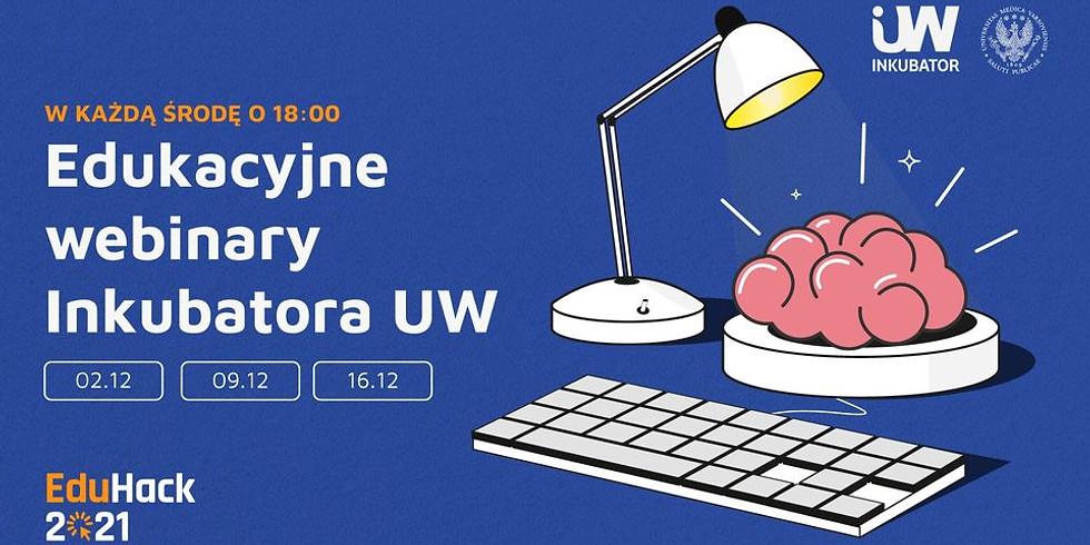 Jak zachować zdrowie psychiczne i fizyczne online? - Webinar Inkubatora UW