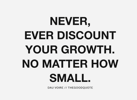 Small means more personal