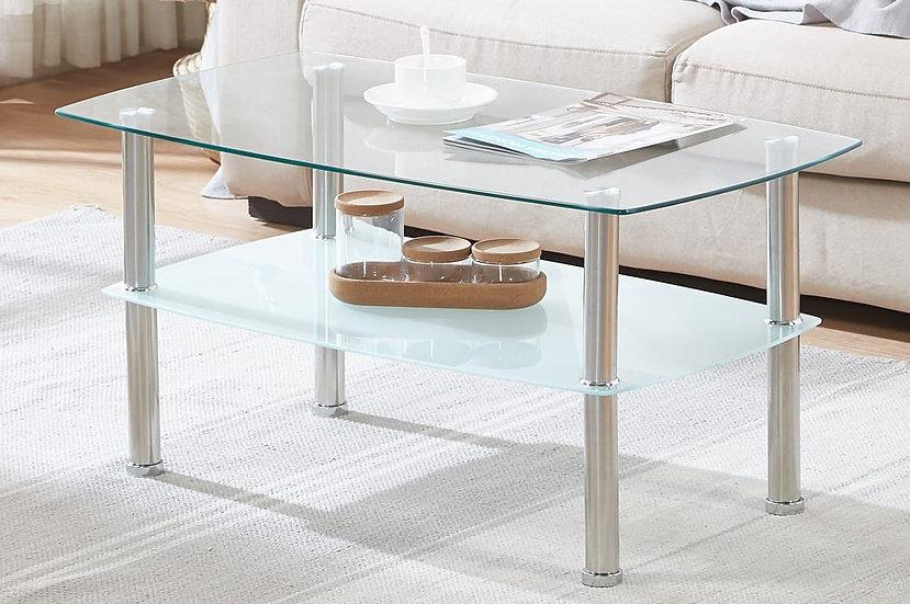 Coffee Table~ Chrome