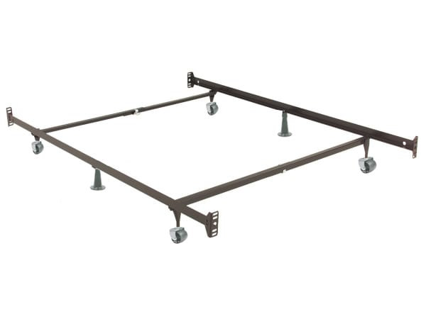 Double End Metal Bed Frame - Single/Double