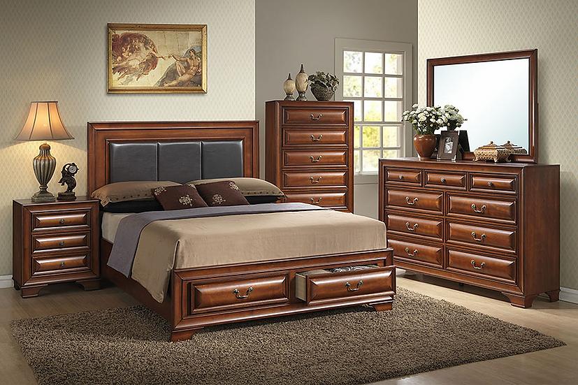 Christina Storage Bedroom Set