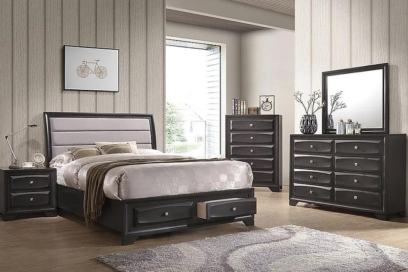 Natalie Storage Bedroom Set
