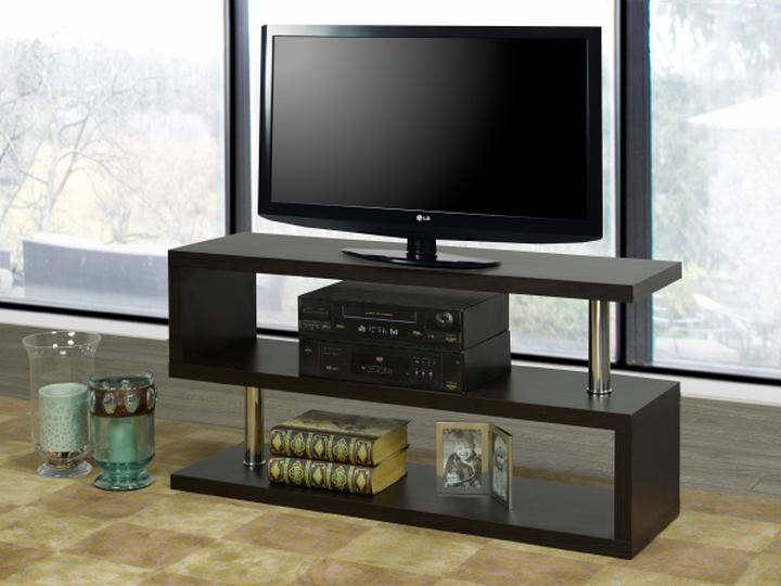 Wooden TV Stand ~ Espresso