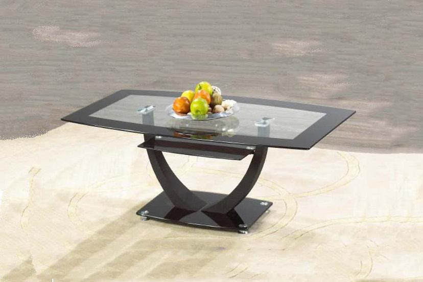Coffee Table ~ Glossy Chrome