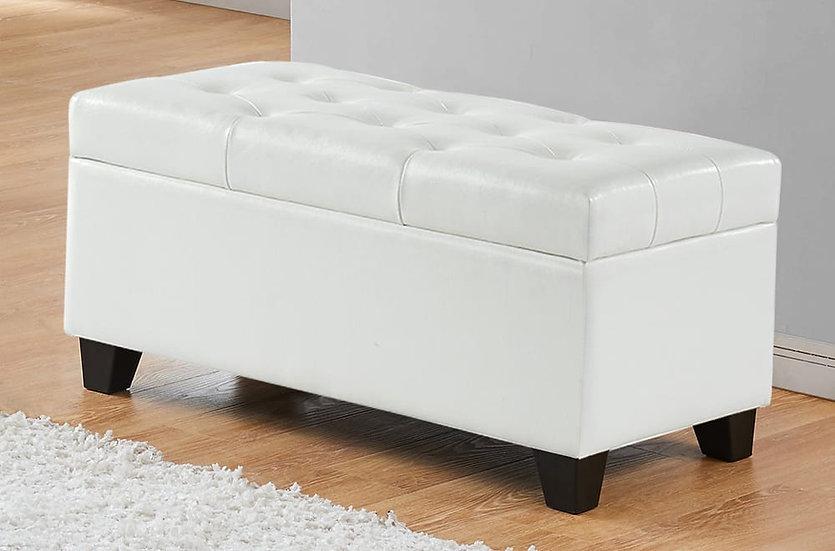 Storage Bench ~ White
