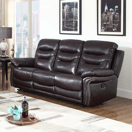 Recliner Sofa ~ Brown