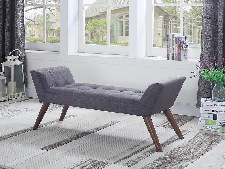 Fabric Bench ~ Grey