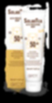 Crème solaire BIO bébé SPF 50