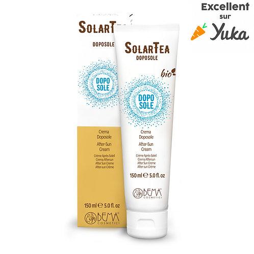 Crème Après-Solaire BIO Hydrate, apaise et protège