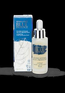BLUE DEFENCE fluide anti-âge multi protection