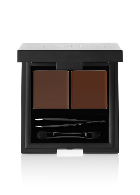 Brow Kit Powder & Wax- 3 teintes