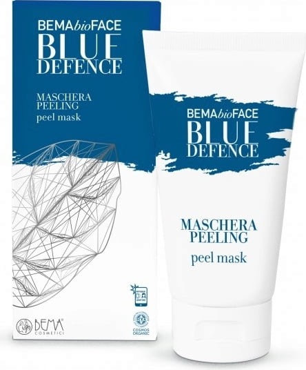 Masque Peeling Anti-Âge BLUE DEFENCE