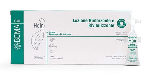 Lotion anti chute de cheveux BIO & VEGAN
