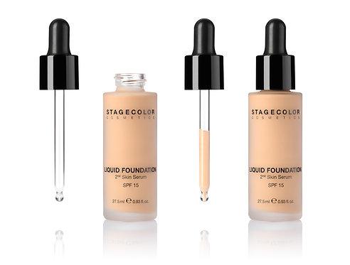 Liquid Foundation - Olive Beige