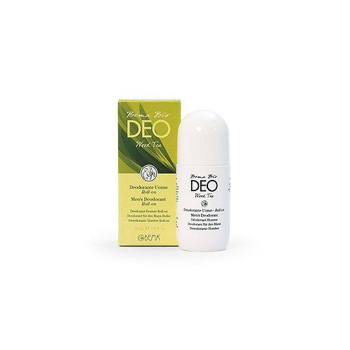 Deodorant Roll-on BIO - Wood Tea