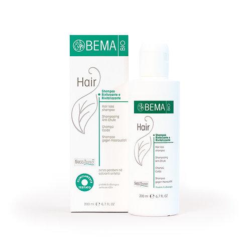 Shampoing BIO Anti-Chute de Cheveux - Sans Lauryl Sulfate de Sodium
