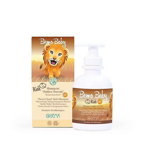 Shampoing pour enfants BIO Sweet Cloud - Sans Lauryl Sulfate de Sodium