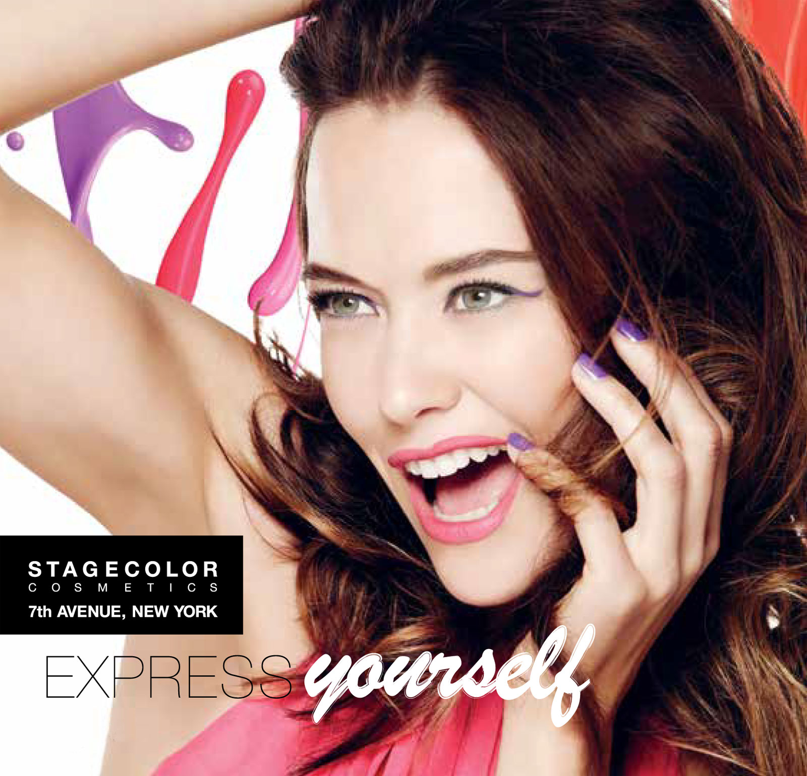 STAGECOLOR EXPRESS YOURSELF