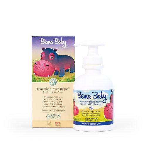 Sweet Bath Shampoing BIO - SansLaurylSulfatedeSodium