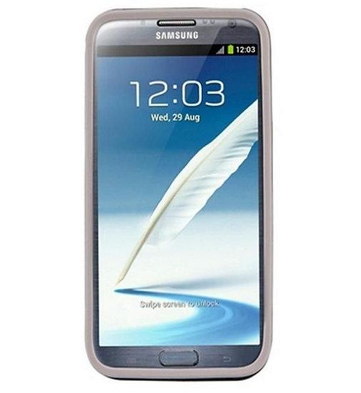 Belkin Surround Case For Samsung Galaxy Note 2 In Blacktop/Pebble