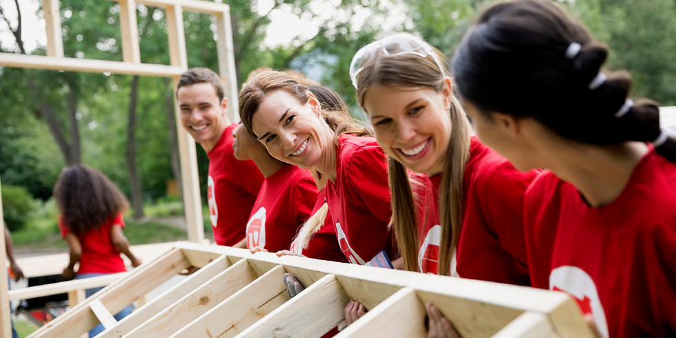 Mission Opportunity: Habitat for Humanity