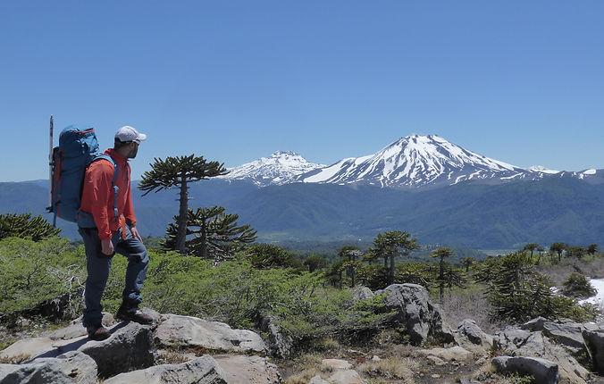 Volcanes Araucania