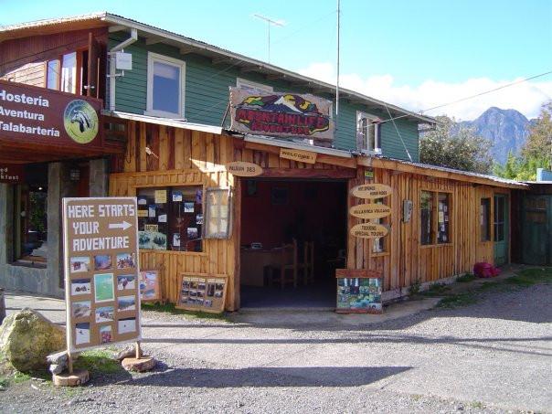 La primera oficina año 2004