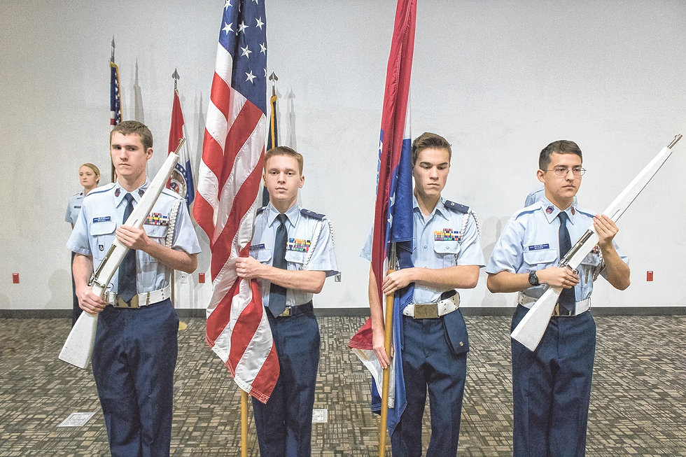 Colorado Civil Air Patrol Foundation Cad