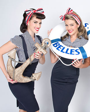 2_The Beverly Belles, Los Angeles, San D