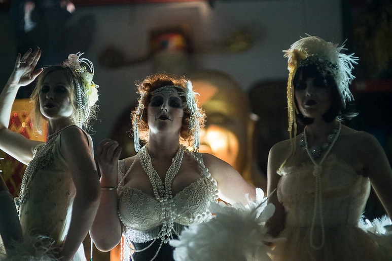 Halloween party, Spookeasy, Night Club, Speakeasy, Denver, Colorado, Cottonwood Club