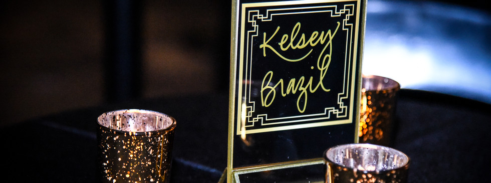 CUSTOMIZED TABLE NAMES