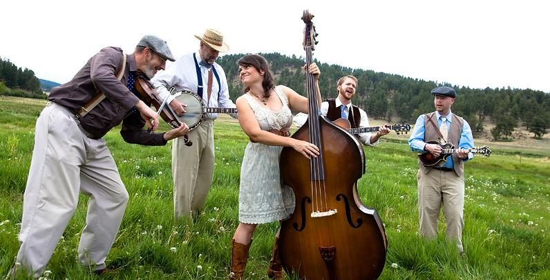 Bluegrass_Denver, CO, Production, Band,