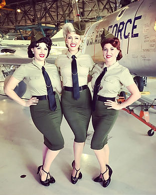 Andrews Sisters Show_The Beverly Belles_