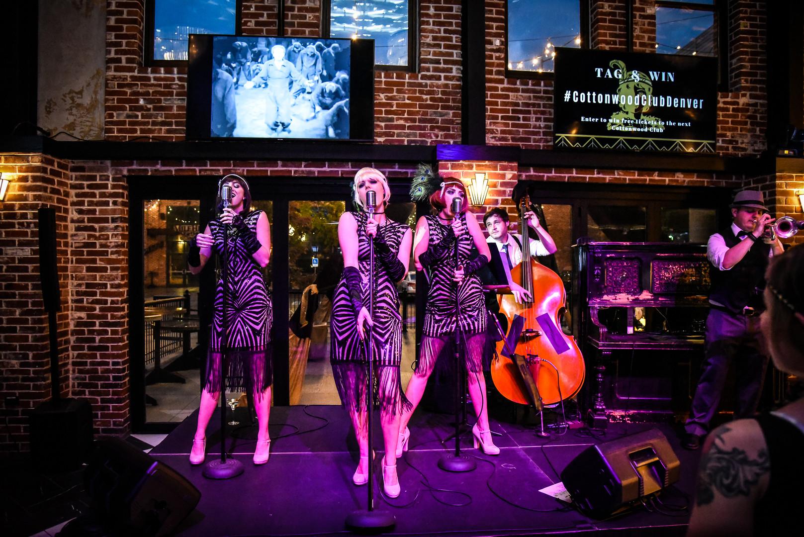 Speakeasy, band, jazz band, Gatsby, #cot