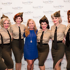 Island View Casino -Andrews Sisters Show