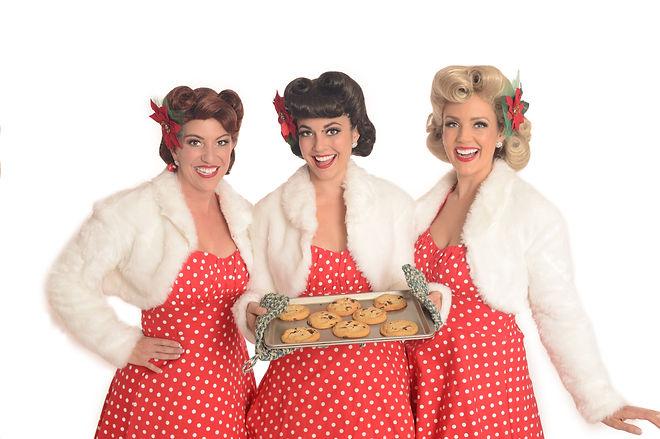 Music, Christmas Party, Beverly Belles, San Francisco, California