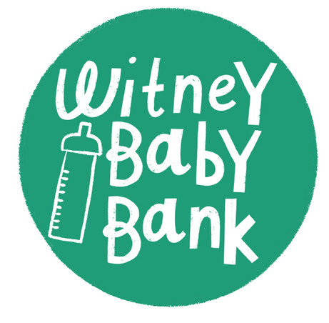 Logo design: Witney Baby Bank