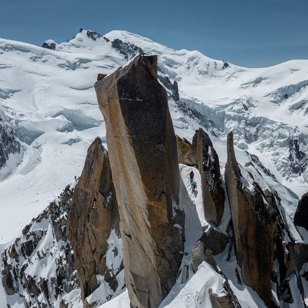 Cosmiques Ridge