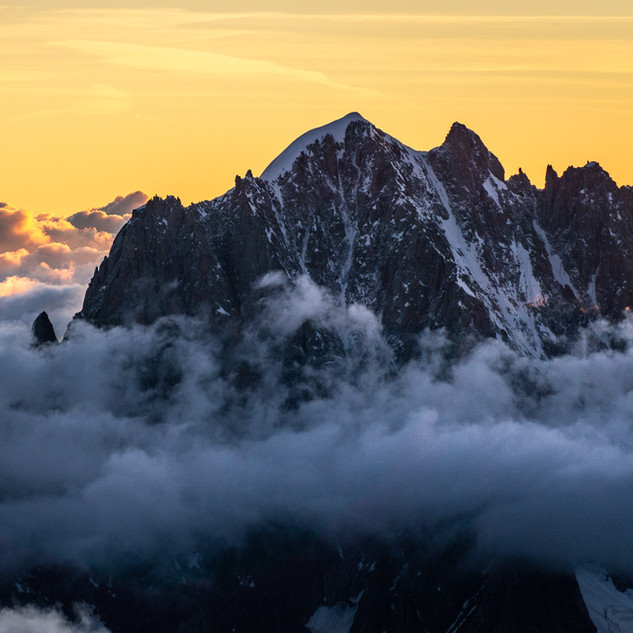 The Mighty Aiguille Verte (4122m)