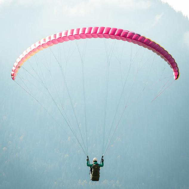 Flying Sofa