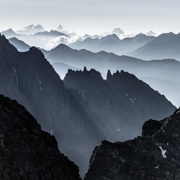 Mordor in the Alps